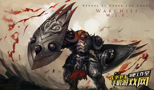 《混沌与秩序之英雄战歌》