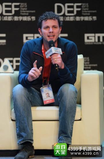 DEF巅峰对话:大咖畅想:创新漫谈:新一代移动游戏开发制作