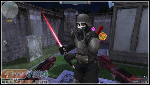 生死狙击角色—恶灵