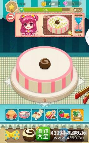 巴啦啦小魔仙美味蛋糕好不好玩