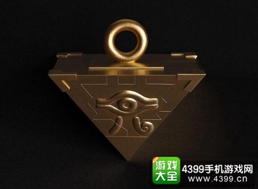 《游戏王》纯金制千年积木登场 2500万土豪气息显露