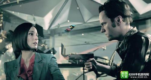 Xbox One独占新作 《量子破碎》将于TGA上发布时机片段
