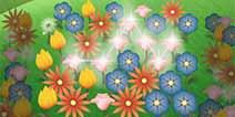 《风吹禅花》:风吹乱了花的梦呓 遍野留下禅的低语