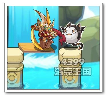 洛克王国神剑大师 陪大师练习得宠物