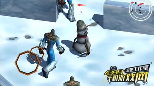 《冻结刺客》页面截图