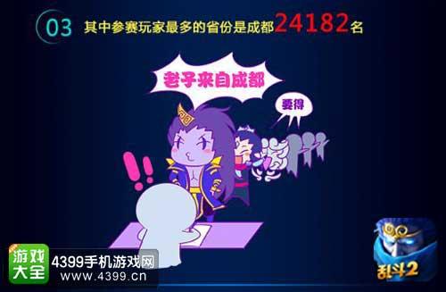 乱斗22万川军