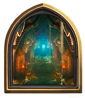 炉石传说神庙逃亡