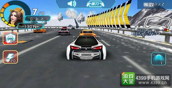 终极狂飙3d漂移_竞速单机手游《3d终极狂飙4》安卓版更新