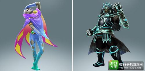 《塞尔达无双:海拉尔全明星》游戏模式详情 培养伙伴妖精