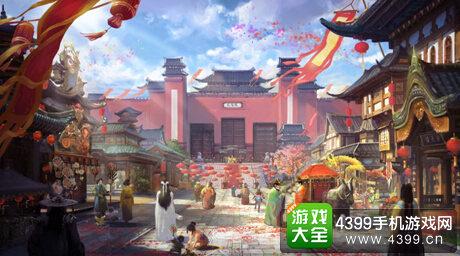仙武游戏画面