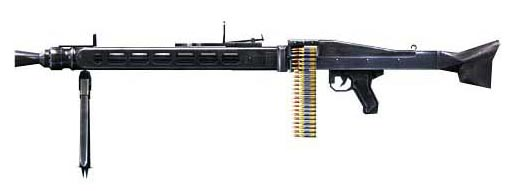 CF手游机枪MG3枪械测评