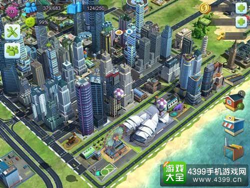 类游戏,《模拟城市:建设》的游戏表现还是可圈可点的