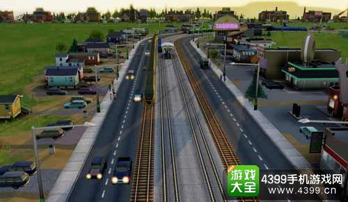 """模拟城市"""":建设"""