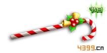 火线精英手机版圣诞糖果拐杖