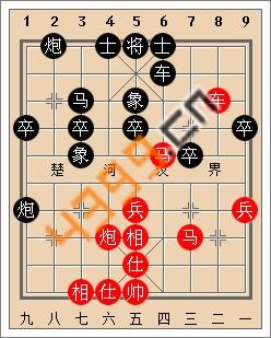 天天象棋中局实战解析天马行空入战阵