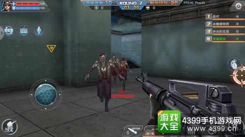 枪战英雄圣诞活动