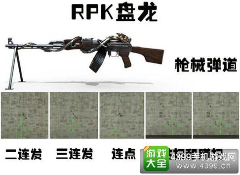 CF手游盘龙RPK