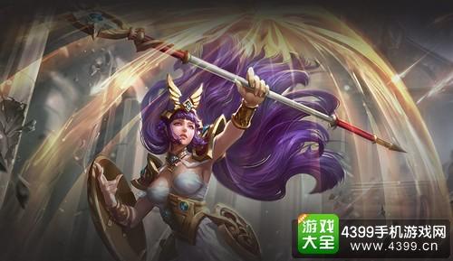 全民超神智慧女神1v1