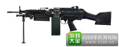 CF手游M249