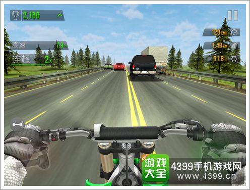 公路骑手评测