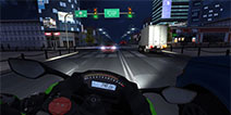 风驰电掣的公路狂飙 竞速游戏《公路骑手》轰鸣来袭