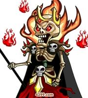 国王的勇士5骷髅王