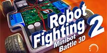 童年荧屏赛事战火再燃 《机器之战2》演绎擂台上的机器人乱斗