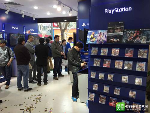 PlayStation中国的2015 一场开垦荒地的作业