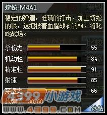 蟒蛇-M4A1