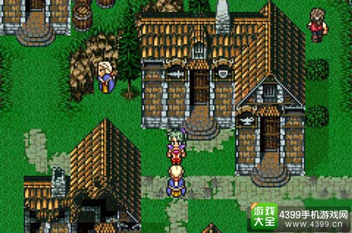 当时市面上2D游戏的最佳画质是这样的