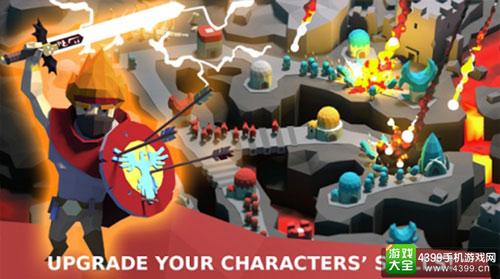 游戏宣传原画