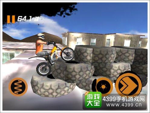 极限摩托2特殊弹跳