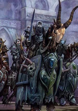 炉石传说天启四骑士
