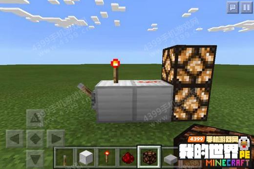 我的世界 红石电路 >正文   在我的世界的红石系统已经在正式版中出现