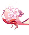 奥比岛桃花画卷