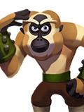功夫熊猫3金猴