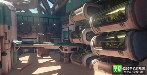 《光环5》将迎来更新 新地图新武器应有尽有
