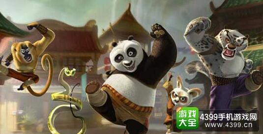 功夫熊猫手游四大流派武器搭配攻略