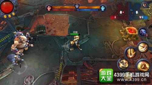 击杀后可以召唤一波野怪攻击敌人的水晶塔,同时给自己短时间的buff