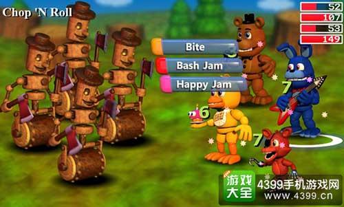 玩具熊的五夜后宫:世界篇1