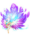 奥比岛幻仙孔雀