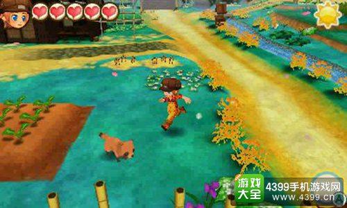 《牧场物语 3个村庄的重要朋友》详情公开 2016年夏发售