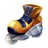 天天酷跑3D急速轮滑鞋属性介绍