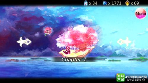 游戏中融入了文字冒险元素