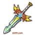 国王的勇士5战士武器炫彩凯恩之剑
