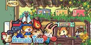 人与自然的和谐相处 像素经营《动物之村》打造有爱的森林树屋