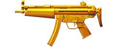 土豪金MP5