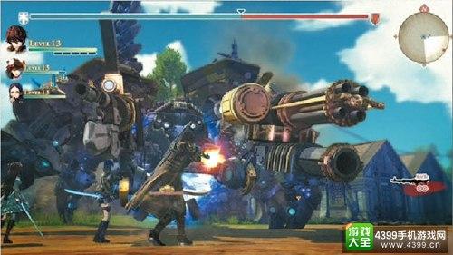 《苍蓝革命的女武神》新情报公开 战斗系统新角色揭晓