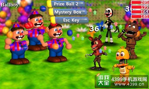玩具熊五夜后宫 世界篇2