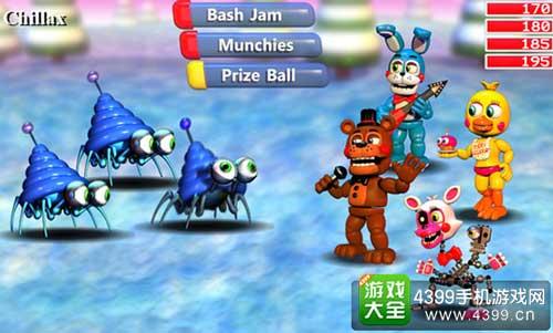 玩具熊五夜后宫 世界篇3